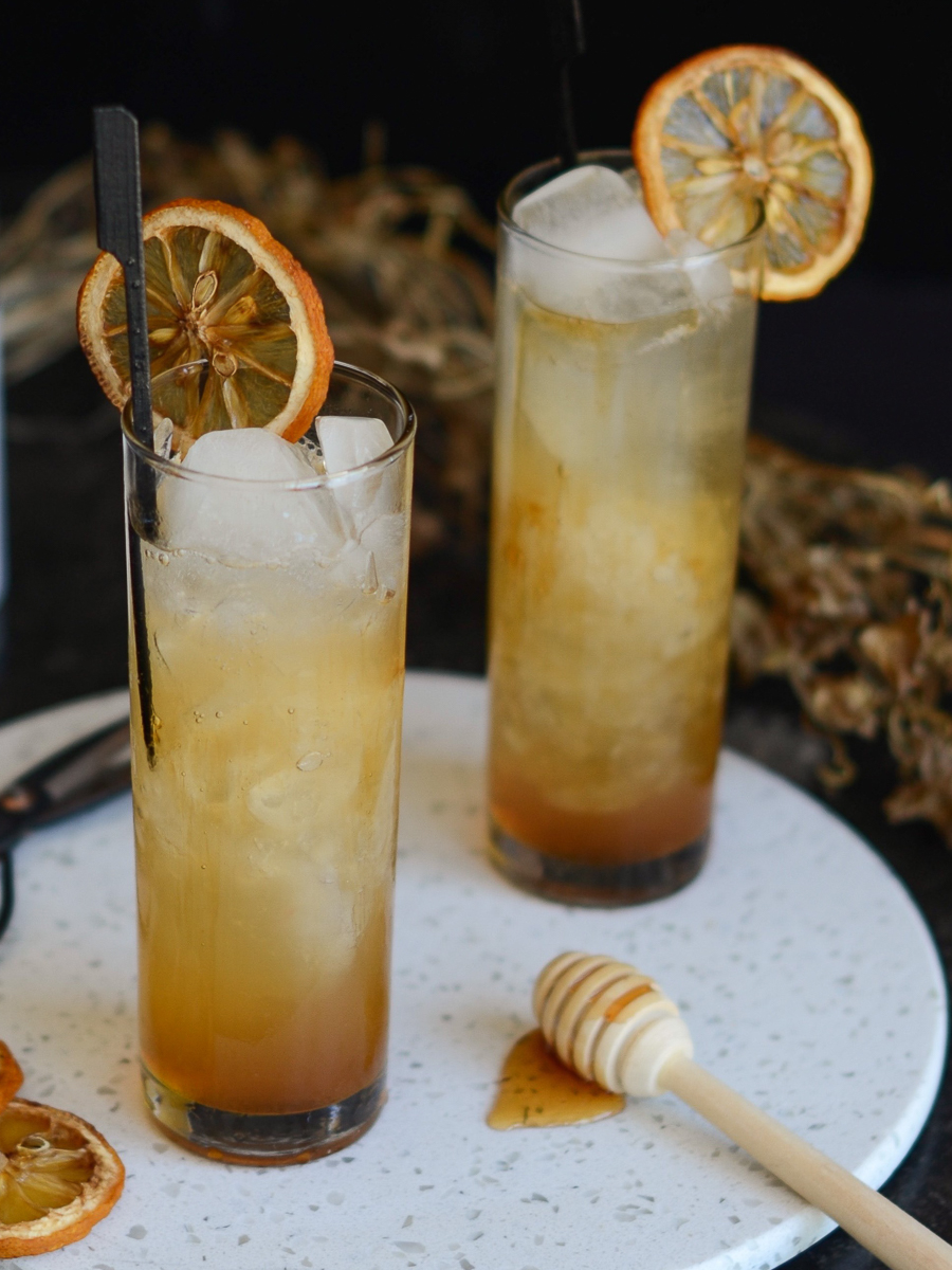 Rooibos & Honey Cocktail